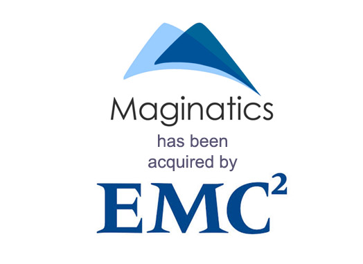 Maginatics acquired by EMC